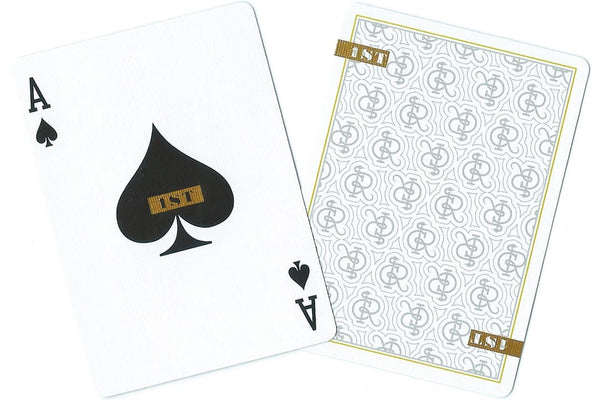 1st Playing Cards by Chris Ramsay Rare Deck Gold Foil Brand New & Sealed