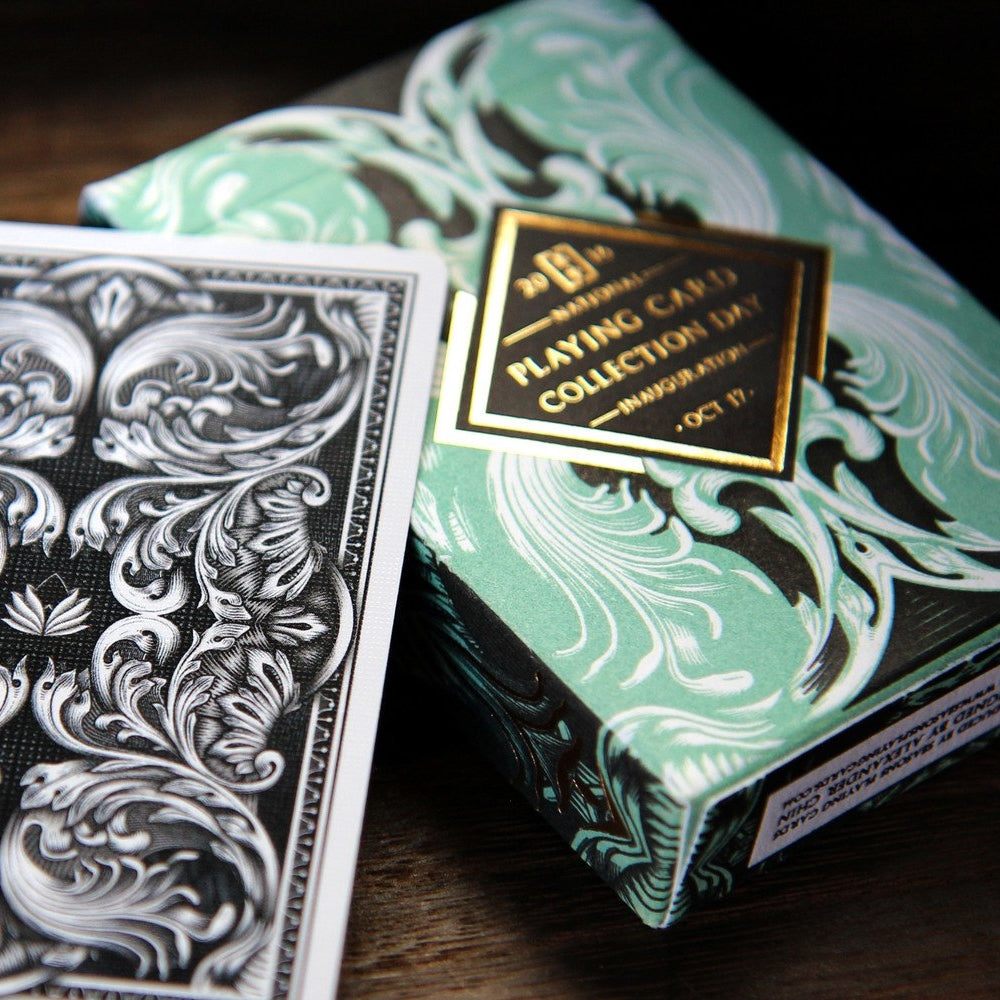 NPCCD 2016 National Playing Cards Collection Day Rare Deck by Seasons