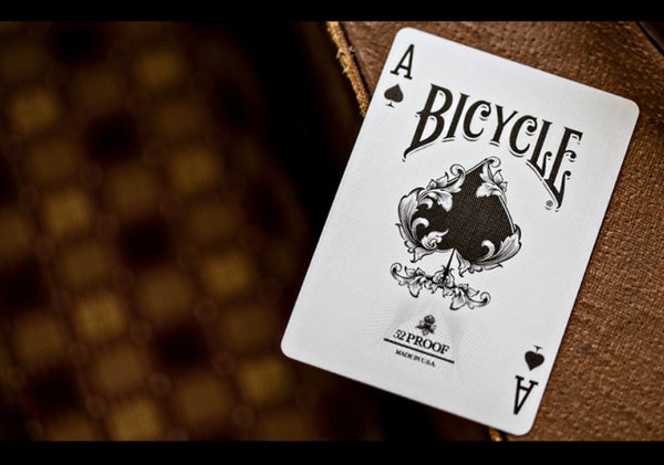 52 Proof Playing Cards Ellusionist Triple Distilled Liquor Deck