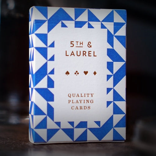 5th & Laurel Playing Cards Theory 11 Rare Deck Fifth and Laurel