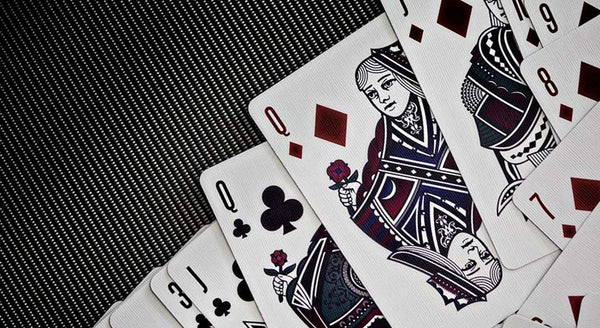 ARTIFICE Purple Playing Cards Ellusionist Premium Deck