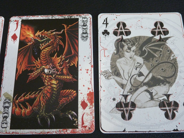 Alchemy Playing Cards 1977 England Very Rare 1st Edition V1