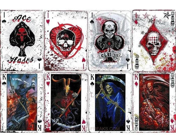 Buyworthy:Anne Stokes Alchemy Playing Cards ~ Very Rare ~ Original 1st Edition Brand New