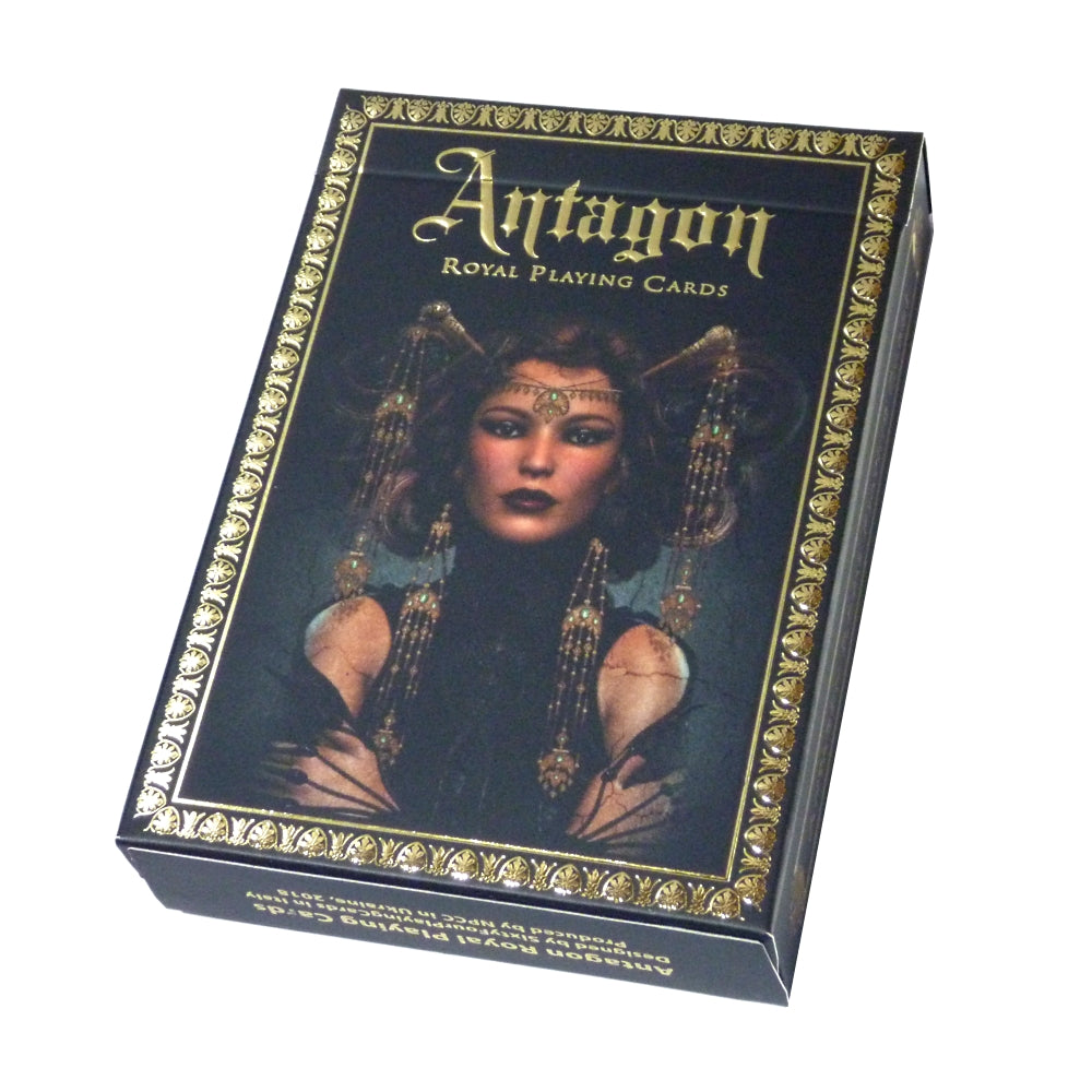 Antagon Playing Cards Royal Edition Designed in Italy Made in Europe