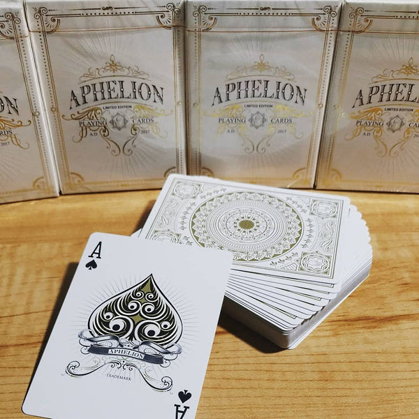 Aphelion Playing Cards Limited Edition Luxury ~ 3 Deck Collectors Set