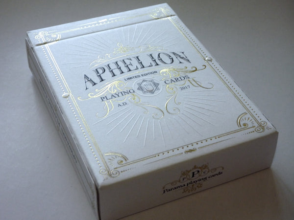Aphelion Playing Cards Limited Edition Luxury Deck