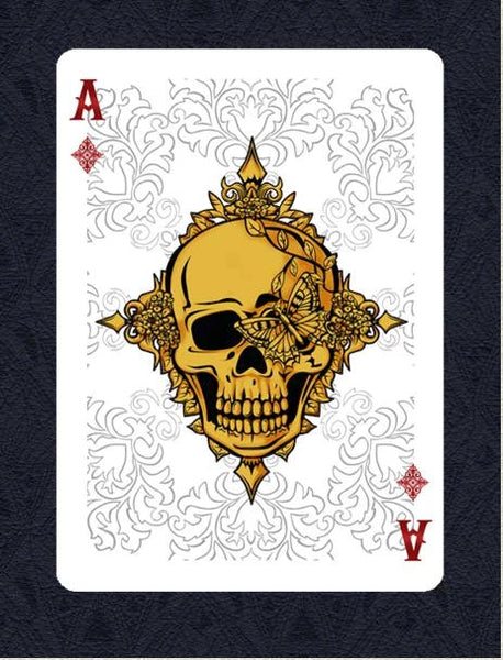 Buyworthy:Arcanum White Playing Cards Magic Poker Deck Brand New & Sealed Made in USA