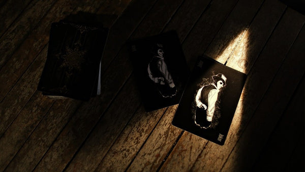 ARTIFICE Gold Playing Cards Rare Deck ~ The Black Club Edition ~ Ellusionist New
