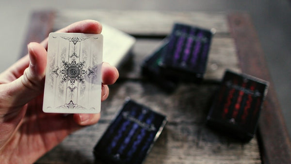 Buyworthy:Tundra Artifice Playing Cards ~ Mini Deck ~ Poker Magic Ellusionist Brand New
