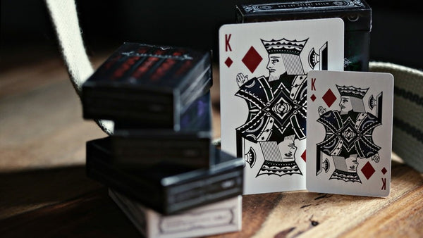 Buyworthy:Red Artifice Playing Cards ~ Mini Deck ~ Rare Poker Magic Ellusionist Brand New