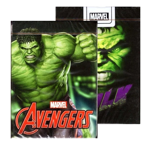 Avengers Hulk Playing Cards Official Marvel Deck