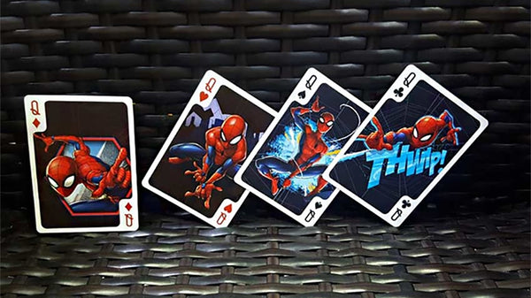 Avengers Spider Man V2 Playing Cards Official Marvel Deck