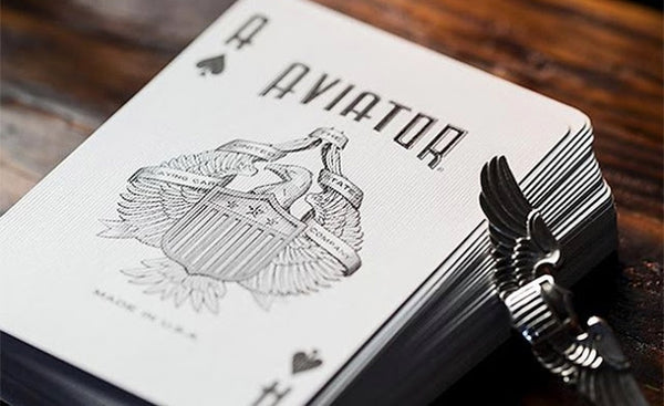 Aviator Playing Cards Heritage Edition Deck by Dan & Dave
