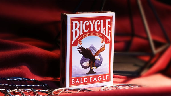 Bald Eagle Playing Cards Bicycle Limited Edition Numbered Seals