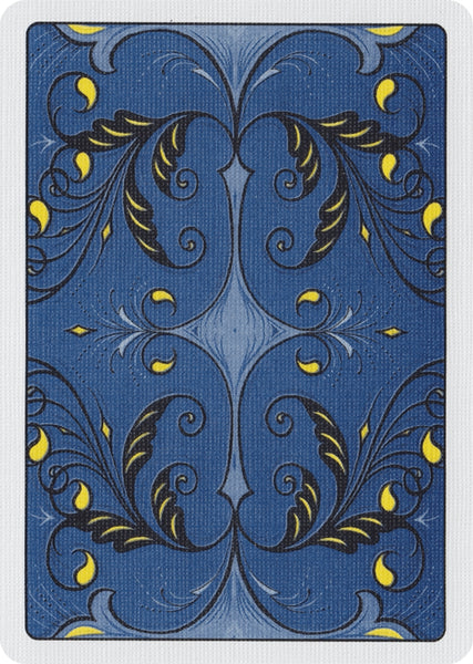 Bee RJRTC Watermelon Playing Cards 2007 Ohio USA Blue Edition Rare Deck
