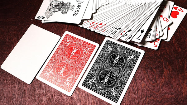 Bicycle Standard Playing Cards Black Edition by USPCC