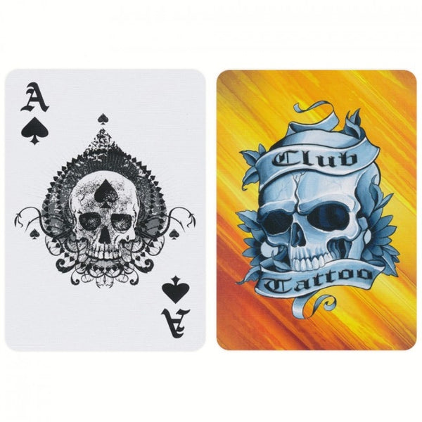 Playing Card Gift Set Steampunk Bandits Club Tattoo and more 4 Decks