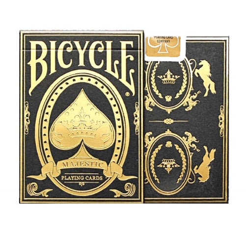 Majestic Playing Cards Luxury Bicycle Deck by Elite Playing Cards