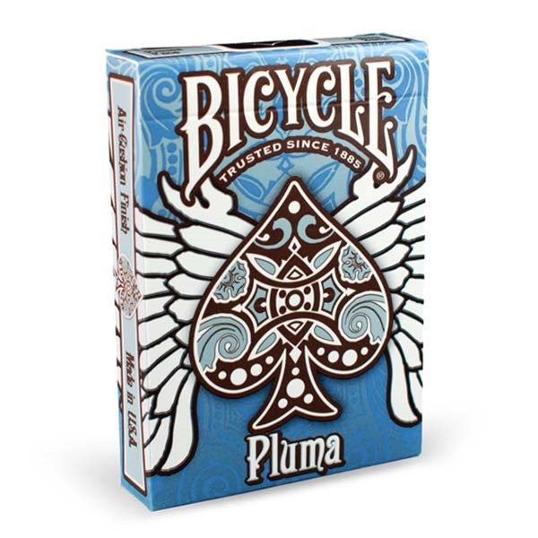 Buyworthy:Pluma Playing Cards Mayan Deck Bicycle Poker Magic Brand New & Sealed
