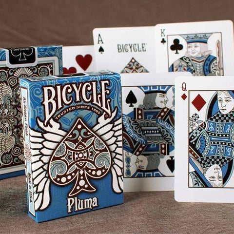 Pluma Playing Cards Mayan Deck Bicycle Poker Magic Brand New & Sealed