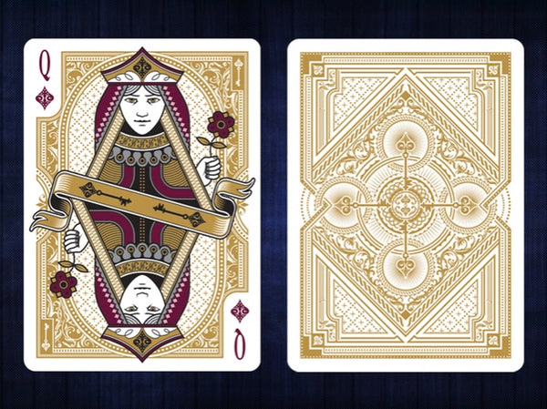 Spirit Playing Cards White Edition V2 Premium Deck