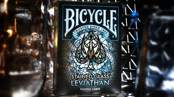 Stained Glass Playing Cards Leviathan Edition Sealed Deck