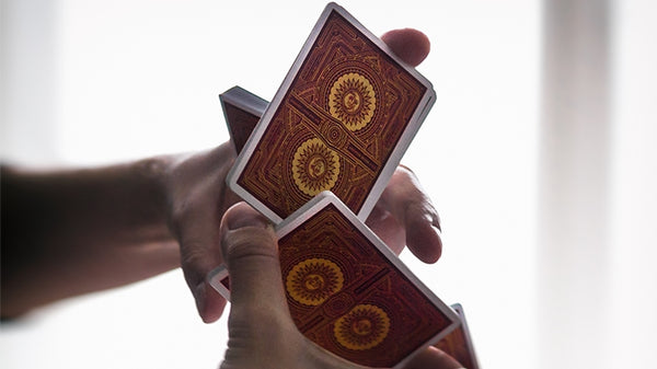 Syzygy Playing Cards Bicycle deck by Elite Playing Cards