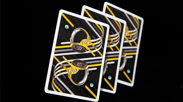 Black Hole Playing Cards by Riffle Shuffle Explore the deepest depths of space