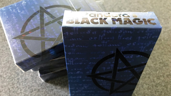 Black Magic Playing Cards designed by Russian and American artists