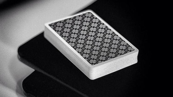 Black Mint Playing Cards Launch Edition Rare Marking system