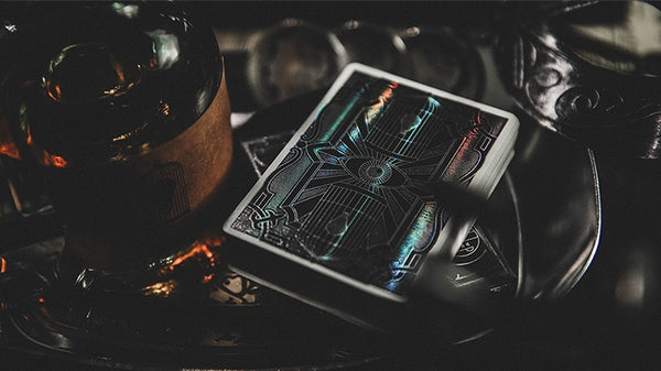 Blackstone Magic Bar Playing Cards Luxury Magician Collector Boxset