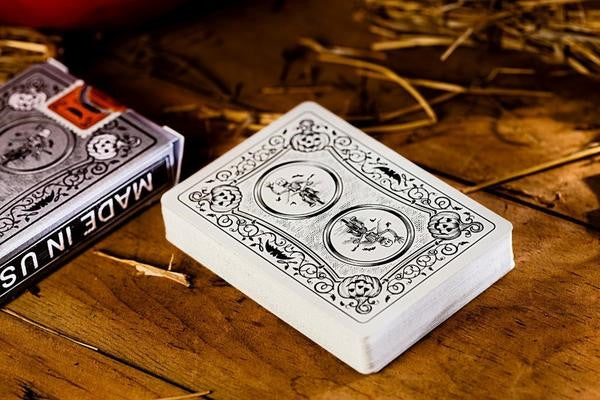 Buyworthy:Bone Rider Playing Cards Deck Bicycle Premium Skeleton Brand New & Sealed