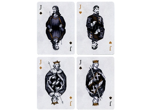 British Monarchy Playing Cards Limited Edition King Henry VIII deck