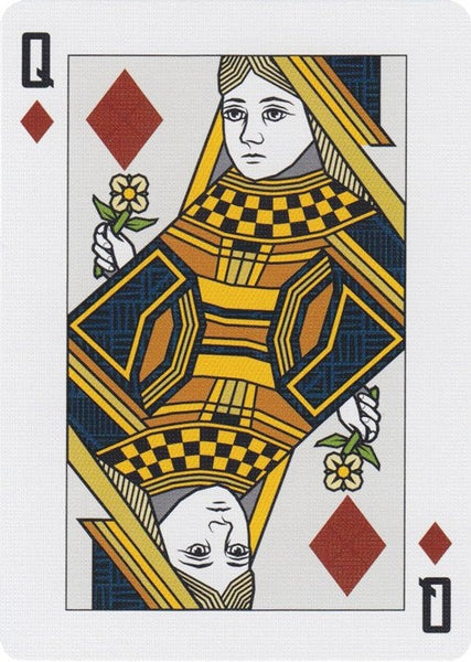 Buyworthy:Bronze Greille Luxx Playing Cards Metal Foil Finish on all Cards Premium Deck