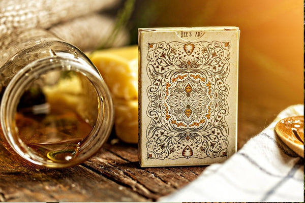 Buyworthy:Bumblebee Playing Cards Deck Ellusionist Bees Made in the USA Finest Quality