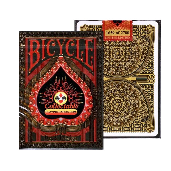 CPC 100th Deck Playing Cards Bicycle Limited Edition