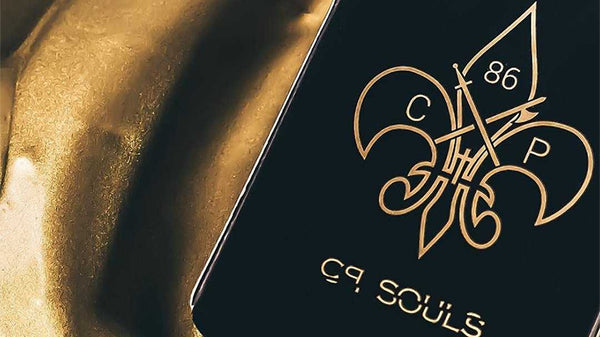 CP Cristian Pestritu's Soul Playing Cards Magic Marking System deck