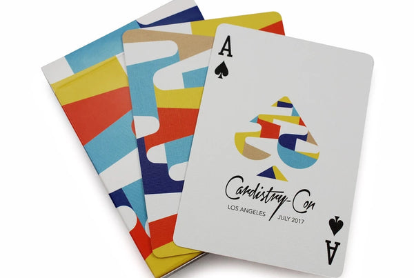 Cardistry Con 2017 Playing Cards inspired by Los Angeles fashion trends