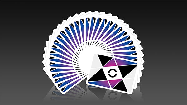 Cardistry Purple Playing Cards 1st Edition by BOCOPO