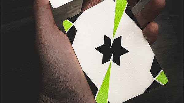 Cardistry Shuriken Playing Cards Performer Deck