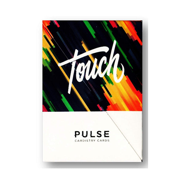 Cardistry Touch Pulse Playing Cards Slide Tuck Case New Better - Darker - Bolder