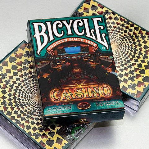 Casino Playing Cards Bicycle Deck made in USA
