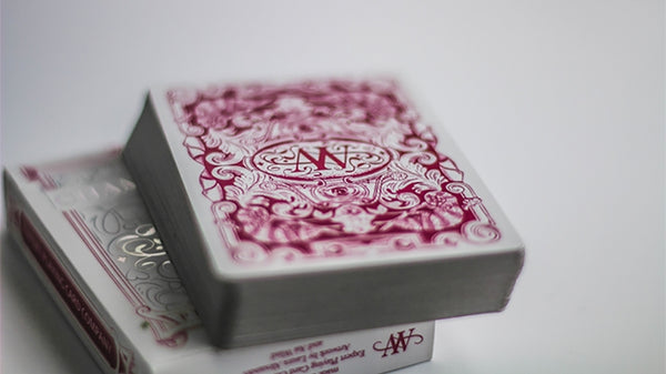 Chameleons Playing Cards Red Edition Classic by EPCC
