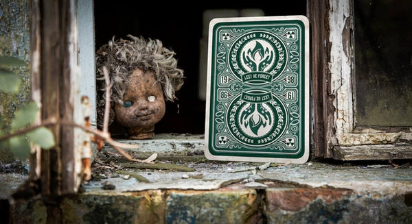 Chernobyl Memorial Playing Cards Rare Premium Edition made in Europe