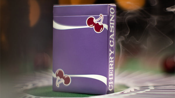 Cherry Casino Fremonts Playing Cards Desert Inn Purple