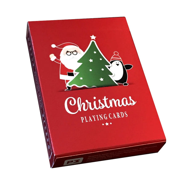 Christmas Playing Cards deck by Natalia Silva 2017 Edition
