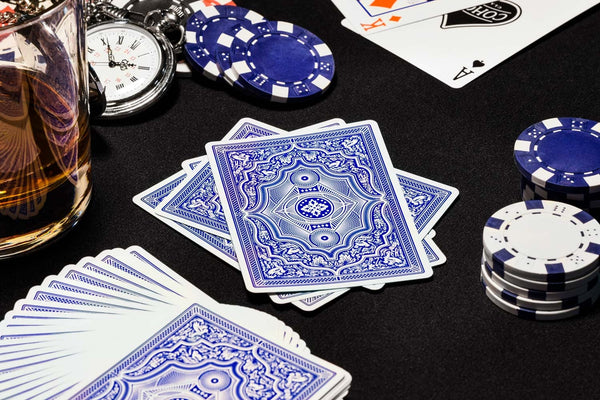 Cohort Playing Cards Classics Blue Edition Ellusionist Luxury Pressed E7 Stock