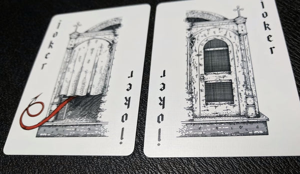 Confessions Playing Cards Daniel Madison Ellusionist Magic