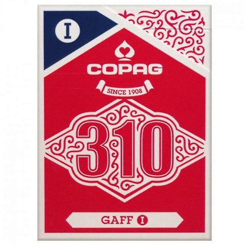 Copag 310 Playing Cards Magic GAFF Deck Made in Europe