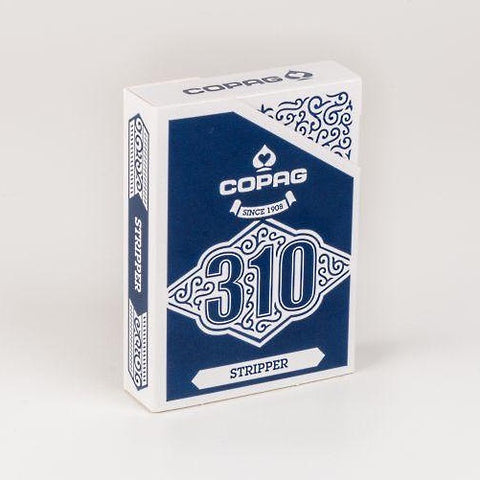 Copag 310 Playing Cards Magic Stripper Deck Made in Europe